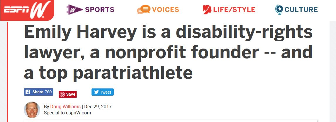 Screenshot of ESPNW article, accessible by clicking the link to full artitcle below